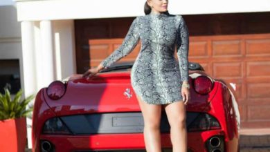 Photo of Check Out Zari Hassan's Latest Bikini Photo Looking Like A Sauce