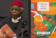 Photo of 13 Awesome Books Written By Chinua Achebe