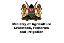 Photo of Entry Vacancies In The Ministry Of Agriculture, Livestock, Fisheries And Irrigation