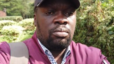 Photo of Blogger Robert Alai Refuses To Let Joyce Laboso Rest In Peace