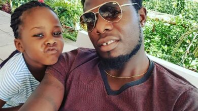 Photo of Allan Wanga Shows Off Adorable Daughter