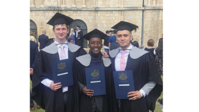 Photo of List Of Kenyan Celebs Who Have Graduated In 2019