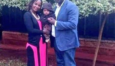 Photo of Photos Of Late Ken Okoth With Best Kept Secret Lover Anne Thumbi