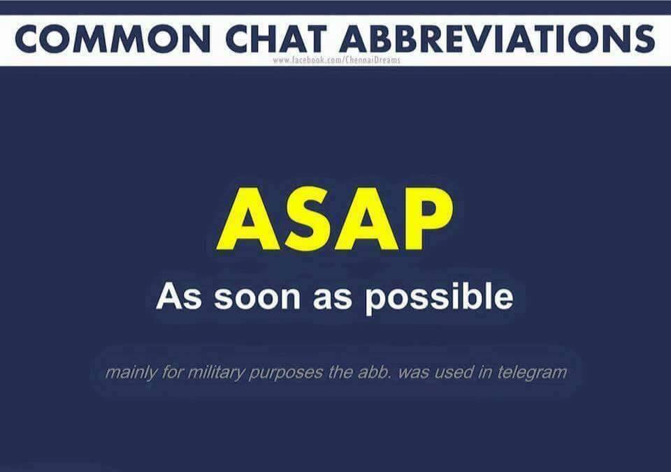 Photo of 20 Common Chat Abbreviations You Should Know