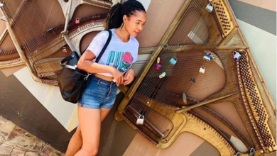 Photo of 10 Gorgeous Photos Of Francis Atwoli's Cute Daughter Who's A Pilot