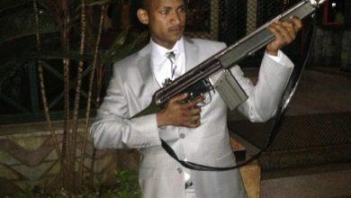 Photo of Leaked CCTV Footage Shows MP Babu Owino Allegedly Shooting Night Club DJ