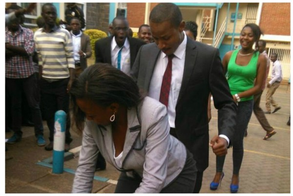Photo of 10 Crazy Things Babu Owino Did While He Was Still A Student Leader