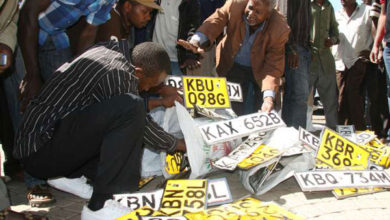 Photo of 10 Different Types Of Number Plates In Kenya
