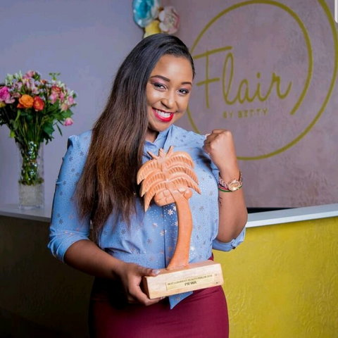 Kenyan Female Celebs Who Own State Of Art Beauty Parlors – Youth ...