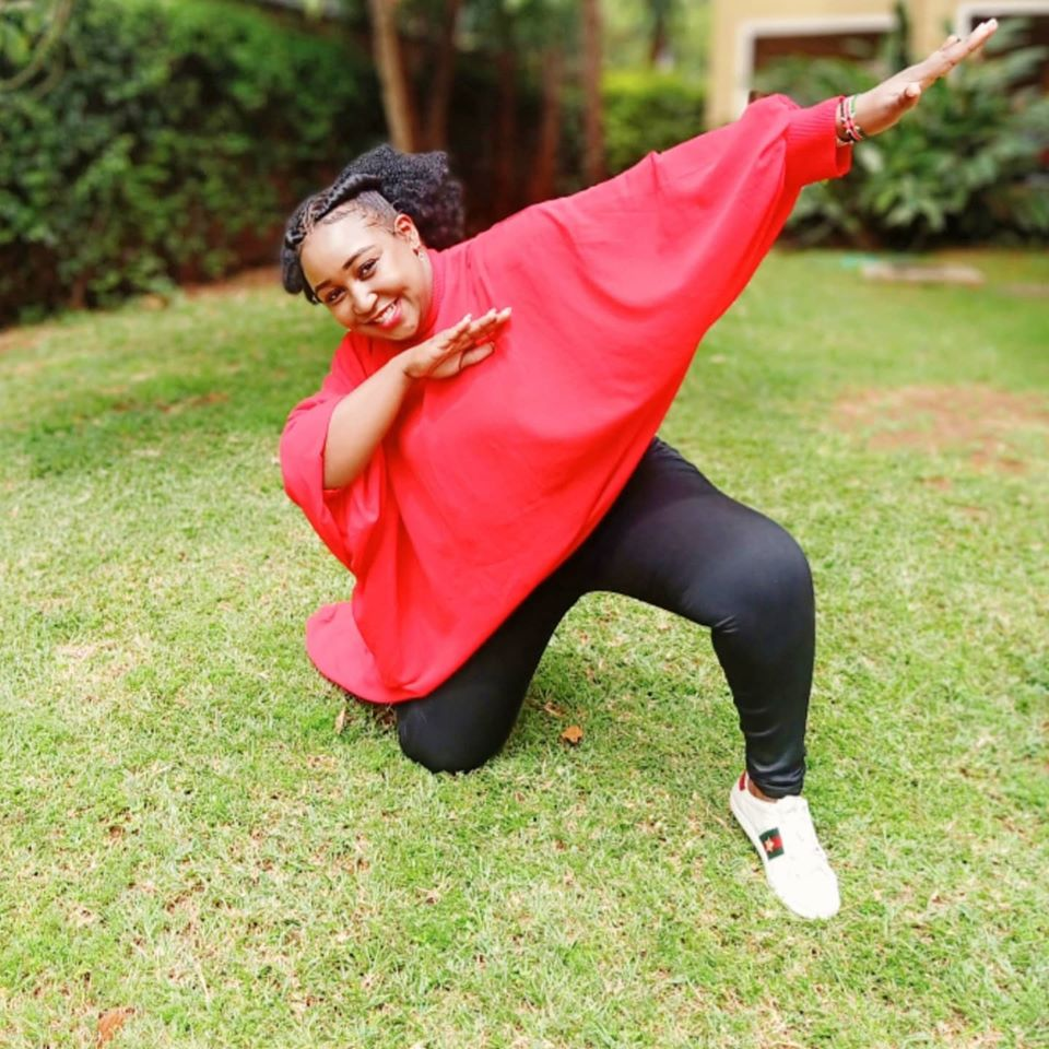 Photo of Betty Kyallo Rolls In New Hairstyle