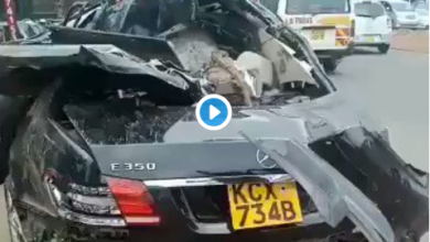 Photo of Horrific Mercedes Accident On Langáta Road Proves No Car Is Safe With Reckless Driving