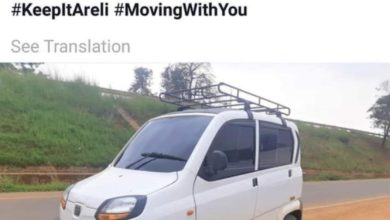 Photo of Kenyans Can't Get Enough Of Tiny Car With Funny Comments