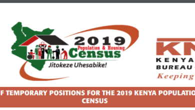 Photo of Best Sample Letter To Use While Applying For 2019 Census Enumerators Job