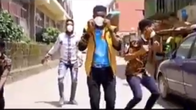 Photo of Kenyan Artist Release First Corona Virus Song