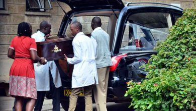 Photo of Bob Collymore's Simple And Low Cost Funeral Ceremony Serves Big Lessons To Burial Harambees In Kenya