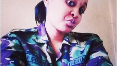 Photo of 10 Photos Sexy KDF Soldiers