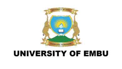 Photo of Embu University Hiring Lecturers In 8 Departments