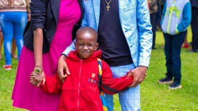 Photo of Jacky Maribe And Erick Omondi Confirm They Are Parents To One Son