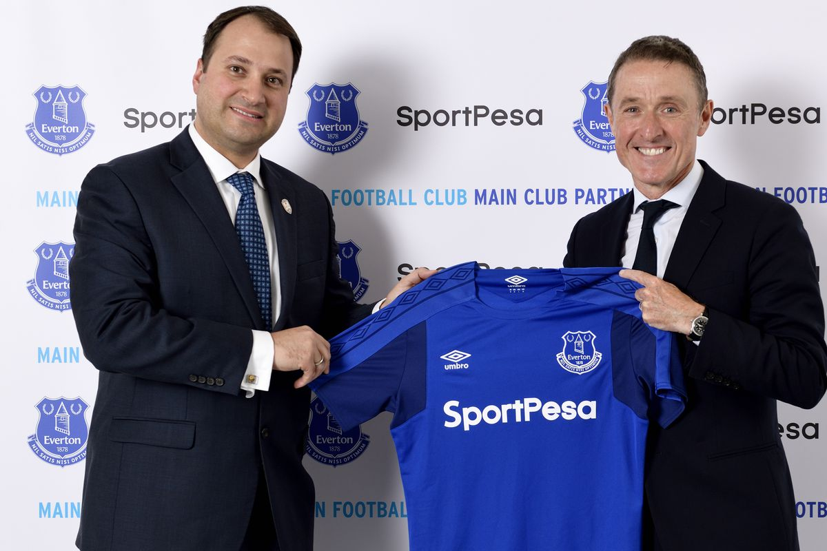 Photo of Why Everton Has Prematurely Dumped Lucrative Deal With Sportpesa