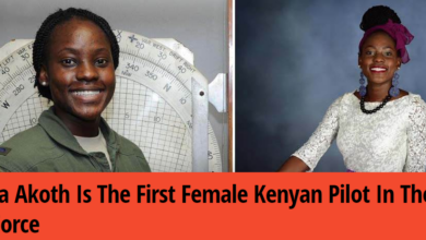 Photo of How Fiona Akoth Joined Coveted US Air Force