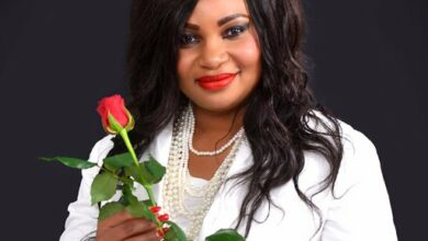 Photo of Meet The Husband Who Has Been Smashing 'Mombasa Raha' Radio Host Getrude Mungai