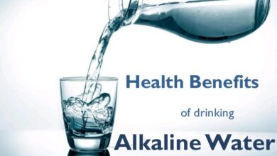 Photo of 9 Advantages Of Drinking Alkaline Water
