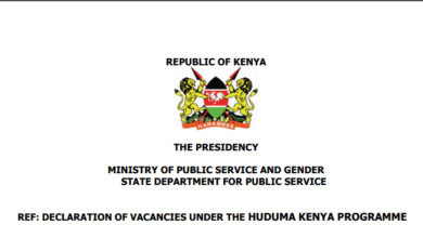 Photo of Public Service Hiring In 6 Sections