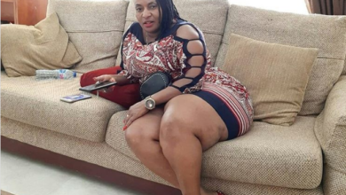 Photo of 10 Cute Photos Of Kenyan Police Detective Strutting Her Curves In Baby Dresses