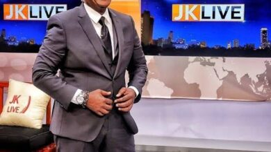 Photo of Jeff Koinage's Deluxe Nairobi Villa's Could Be Up In Flames