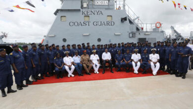 Photo of The Kenya Coast Guards Hiring Casual Workers