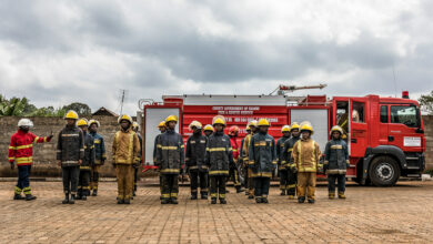 Photo of 35 Fire Fighters Needed By KAA