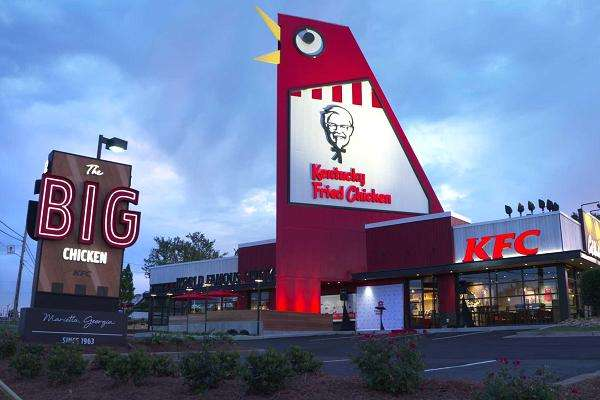 Photo of KFC Is Sending A Chicken 'Signal' To Outer Space