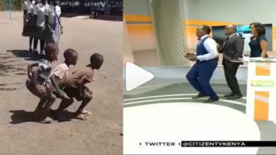 Photo of Citizen TV Anchors Catch  Dance Fever From Hilarious Kids