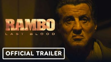 Photo of Watch Rambo's Fantastic Trailer – Last Blood