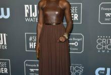 Photo of Check Out Lupita Nyongó Dazzling Dress At Critics Award 2020 Red Carpet