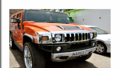 Photo of 6 Expensive Guzzlers Owned By Mariga