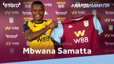 Photo of 10 Interesting Facts You Need To Know About Villa's New Striker And Kenya's 'Lost Son'  Mbwana Samatta
