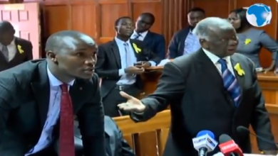 Photo of Watch As Miguna Miguna's Lawyers Hilariously Humiliate A Young Advocate