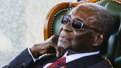 Photo of Ex President Mugabe Who Ruled Zimbabwe For 37 Years Dies At 95