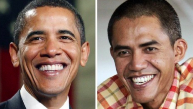 Photo of Meet 10 Ordinary People Who Look Better Than Barack Obama