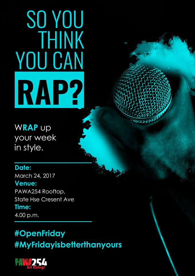 Photo of Can Your Rap? Here Is An Opportune For You