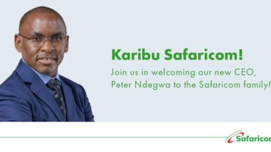 Photo of Check Out Safaricom's Incoming CEO Peter Ndegwa Impressive CV