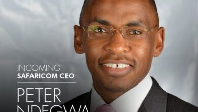 Photo of 10 Interesting Facts About Safaricom's Incoming CEO Peter Ndegwa