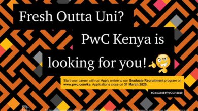 Photo of Apply For PwC 2020 Graduate Trainee Program
