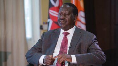 Photo of Read Raila Odinga's Message On Corona Virus Pandemic In Kenya
