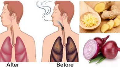 Photo of 10 Foods To Clean The Lungs Of A Smoker