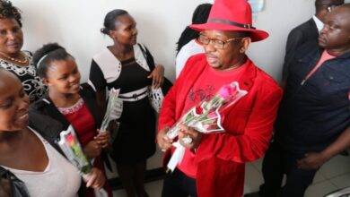 Photo of Governor Sonko's Acts Of Compassion Wins Hearts Of Kenyans During Valentine's Day