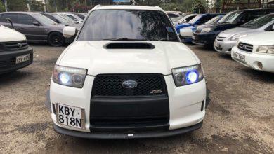 Photo of 10 Best Pimped Subaru Cars In Kenya