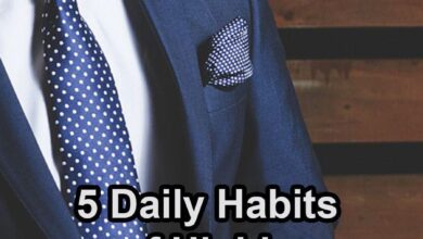 Photo of 5 Daily Habits of Highly Successful People