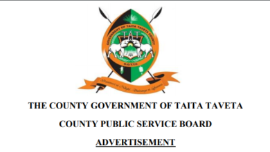 Photo of Taita Taveta County Massively Hiring In More Than 380 Vacancies